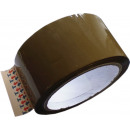 grossiste Fournitures de bureau equipement magasin: ruban  d'emballage  brun, 50 mm de ...