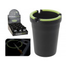 wholesale ashtray: Ashtrays plastic, with light edge,