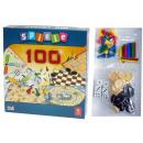 Spielesammlung ASS mit 100 Spielmöglichkeiten