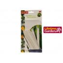 Plant labels with pen, 30 pieces