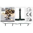 groothandel Lichtketting: Kerstverlichting  320 LED, warm wit voor buiten