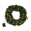 Dekokranz Christmas 50 cm in diameter