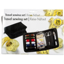 wholesale Houshold & Kitchen: Travel sewing kit,  26 pieces in blister cardboard