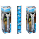 Solar lamp with thermometer Grundig