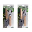 mayorista Jardin y Bricolage: Las herramientas  de jardinería pala y rastrillo 15
