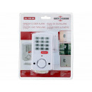 wholesale Security & Surveillance Systems: Door and window  alarm 120 dB, on blister