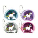 Money bag mini with unicorn