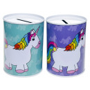 wholesale Gifts & Stationery: Unicorn Spardose, assorted