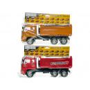 grossiste Cartes de vœux: Camions à polybag  avec carte d'en-tête