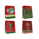Gift bag medium (23 x 18 x 10 cm) Weihnachte