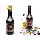Confetti kanonnen, partij popper, champagne bij 12