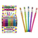 Mechanical Pencil with Eraser 50 Pack