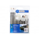 wholesale Painting Supplies: Brush set 16 pieces with palette