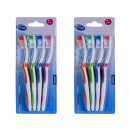 mayorista Cuidados dentales: Cepillo de dientes, 4 Set, Medio