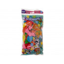 Balloons 100 pack. assorted colors
