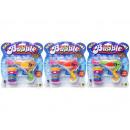 Großhandel Outdoor-Spielzeug: Seifenblasen Pistole auf Blisterkarte,