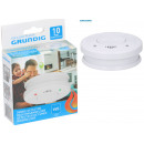 wholesale Security & Surveillance Systems: Smoke detector, Rauchwarnmleder Grundig, Auto-Chec