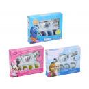 Großhandel Kinder- und Babybekleidung: Tee-Set Disney, 3-fach sortiert, 10-teilig, Porzel