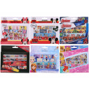 wholesale School Supplies: Sticker, Sticker Box Disney , 65 pieces