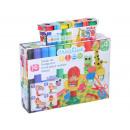 Großhandel Geschenkartikel & Papeterie: Knete Set Friseur, 14-teilig + 4 x Knete