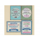 wholesale Other: Proverbs Shield Selma, 4- times assorted