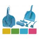 Großhandel Werkzeugkoffer & Sets: Reinigungs-Set, Putz-Set, 6-tlg, 4-fach sortiert