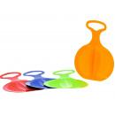 Großhandel Outdoor-Spielzeug: Schlitten / Poporutscher, 3 Farben sortiert