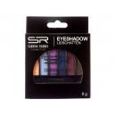 hurtownia Make-up: Eyeshadow Shine, 6 kolorów + aplikator, pudełko ...