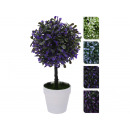 wholesale Artificial Flowers: Boxwood Art plant in the pot