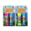 Großhandel Knobelspiele: Seifenblasen 2x50 ml mit Geduldspiel