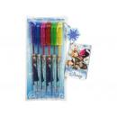 Gelpins Neon Glitter, Pack of 6 Disney's Ice K