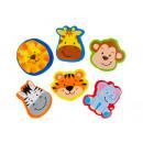 groothandel Stationery & Gifts: Gum '' Wilde dieren '', ...
