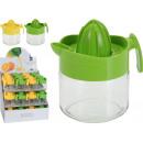 mayorista Casa y cocina: Prensa de cítricos / prensa de limón vidrio / plás