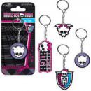 Monster High - Rubberen sleutelhanger