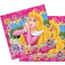 Princess Journey - 20 paper napkins (2-ply) 3