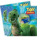 groothandel Huishouden & Keuken: Toy Story Star Power - 20 papieren servetten ...