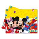 grossiste Maison et habitat: Ludique Mickey - une nappe en plastique 120x180cm