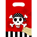 Pirate's Treasure Map - 6 party bags
