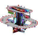 Cars Neon - 1 Stand 3D Cupcake