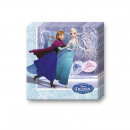 frozen Ice Skating - 20 paper napkins (2-ply)
