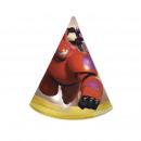 Großhandel Kopfbedeckung:Big Hero 6 - 6 Hüte