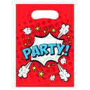 groothandel Overigen: Boom Party - 6 party pouches