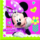 Minnie HAPPY HELPERS - 20 2lg. Paper napkins 33