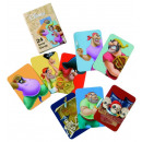 Disney Pirates - 4 Snap Cards packets of 4 boxes m