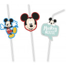 Mickey Awesome Mouse Premium - 6 Medalion Trinkha
