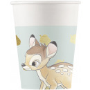 wholesale Licensed Products: Bambi Cutie Premium - 8 250ml paper cup with metal