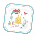 Ariel under the Sea Premium - 4 Quadratische Pappt