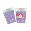 Ariel under the Sea Premium - 8 250ml paper cups m