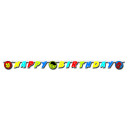 wholesale Others: Avengers Team Power - 1 Happy Birthday banner