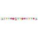 Princess Dare To Dream - 1 Happy Birthday Banner